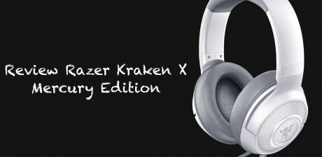 Review Razer Kraken X Mercury Edition