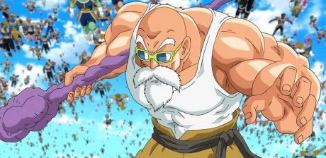 El Maestro Muten Roshi llegará a Dragon Ball FighterZ
