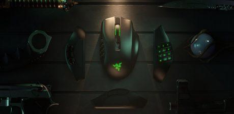 Adáptate a cualquier tipo de partida gracias al Razer Naga Pro