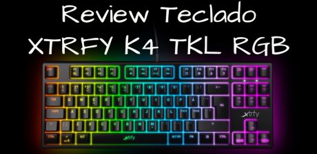 Review XTRFY K4 TKL RGB