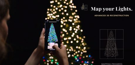 Razer anuncia las luces de Navidad RGB Twinkly