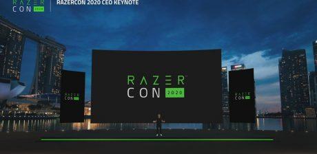 RazerCon 2020 triunfa entre sus fans