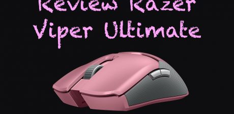 Review Razer Viper Ultimate Quartz Edition