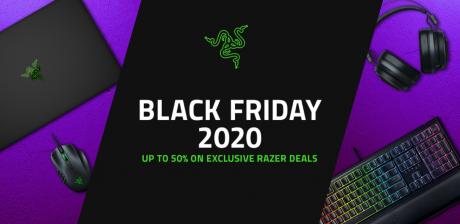 Razer se adelanta a las ofertas del Black Friday