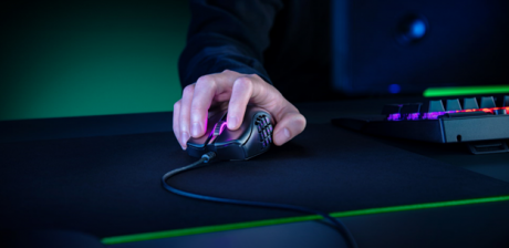Razer Naga X, el ratón perfecto para MMO