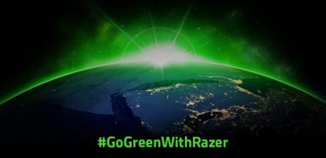 Razer se compromete a un futuro más verde y sostenible
