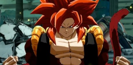 Gogeta SSJ4 llega a Dragon Ball FighterZ