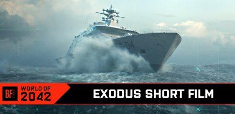 Battlefield 2042: Se anuncia el corto Exodus
