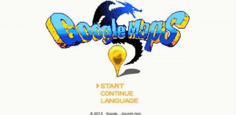 Recrean Google Maps en 8 bits para la NES