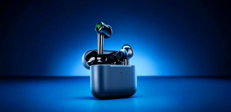Razer presenta los nuevos Hammerhead True Wireless con iluminación RGB