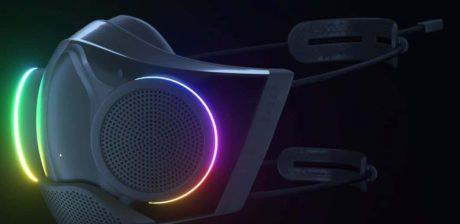 Razer Zephyr, la mascarilla de Razer para el COVID ya es realidad