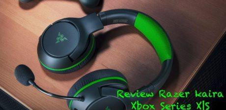 Review Razer Kaira para Xbox