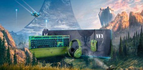 Razer presenta los nuevos periféricos con licencia Halo Infinite