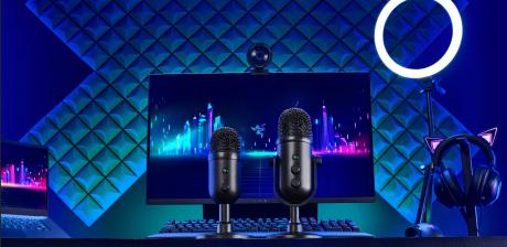 Razer Seiren V2 Pro y Seiren V2 X, la nueva generación de micrófonos de Razer